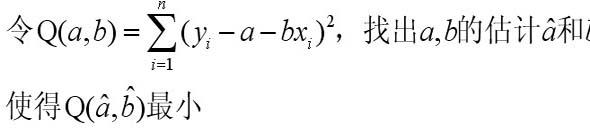 利用一元线性回归分析估计软件项目开发时间[2]